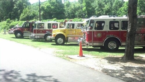 First Responders Honored at Williamston ParkFest