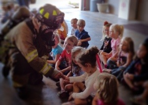 Fire Safety Day – Whitefield Child Development Center