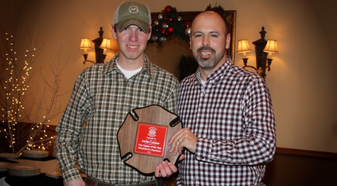 2013 Awards – Whitefield FD
