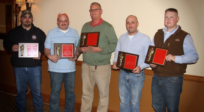 2013 Courage and Lifesaving Awards – Whitefield FD