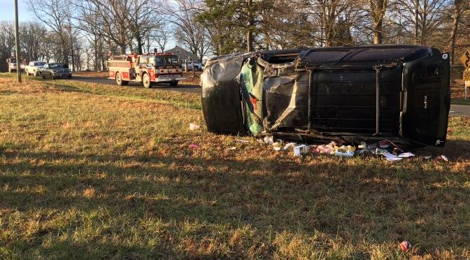 Traffic Accident – Stringer Rd @ Wild Deer Crossing