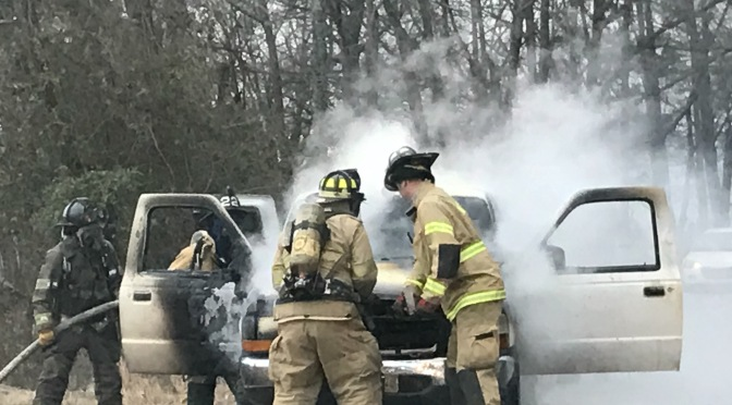Vehicle Fire – Welcome Rd